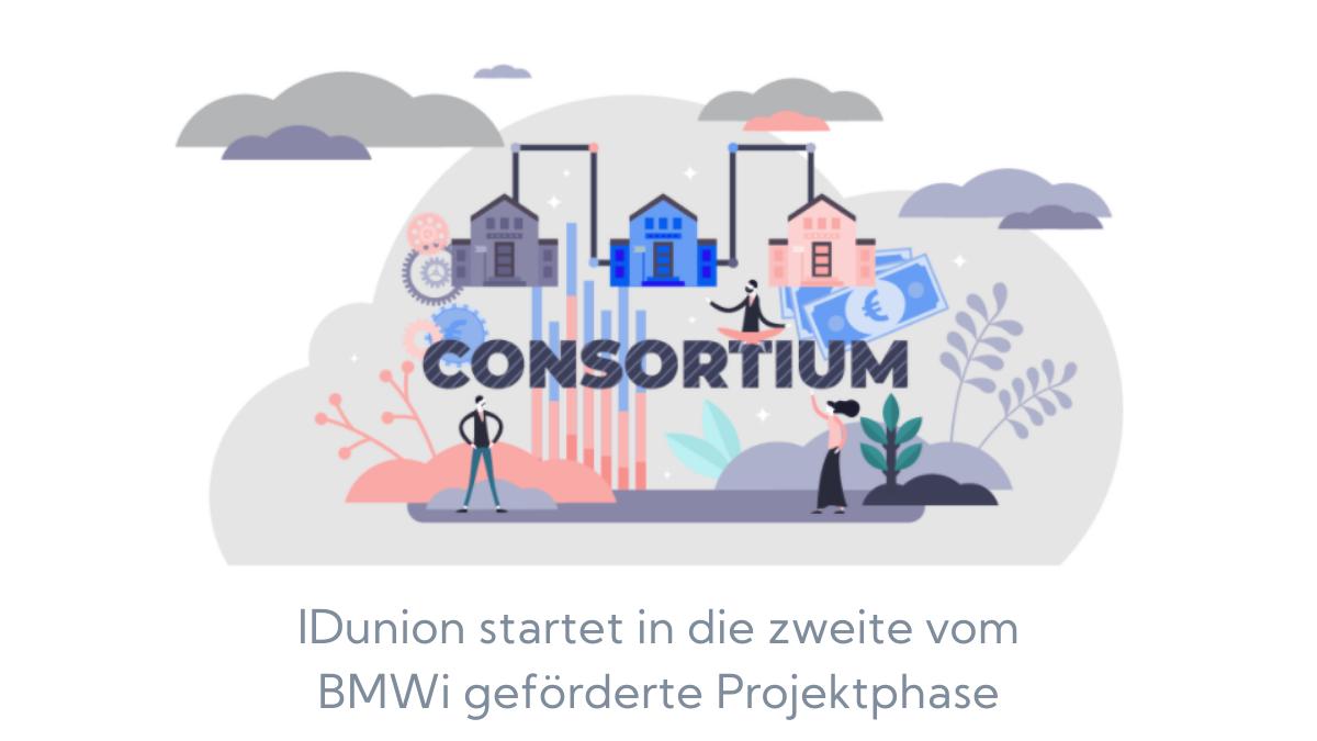 IDunion startet in die zweite vom BMWi geförderte Projektphase
