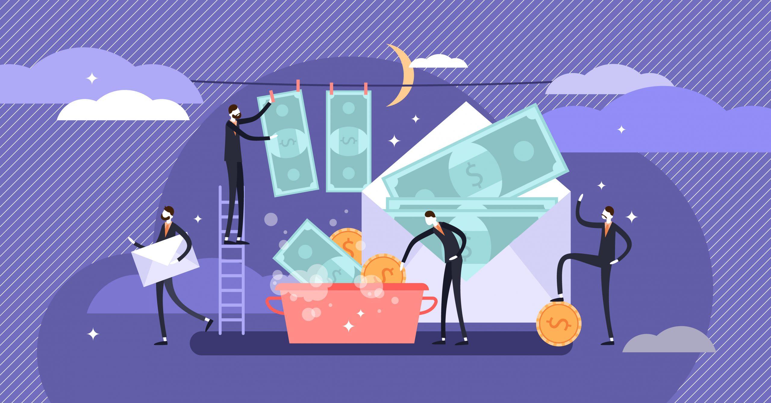 Read more about the article Bei der Geldwäsche gemeinsam an die digitalen Aufgaben gehen